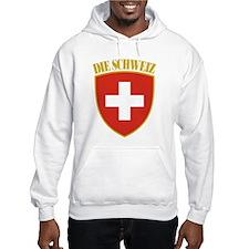 Die Schweiz Hoodie