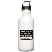 For Sale 80 year old Water Bottle