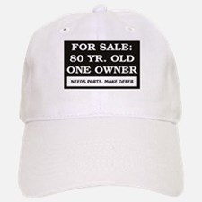 For Sale 80 year old Baseball Baseball Cap