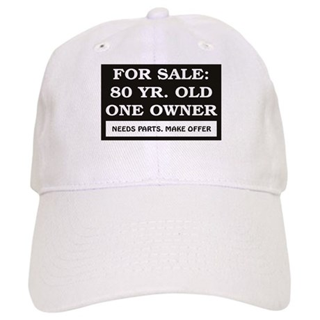 For Sale 80 year old Cap