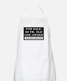 For Sale 80 year old Apron