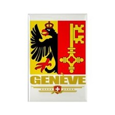 Geneve/Geneva Rectangle Magnet