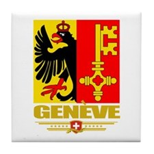 Geneve/Geneva Tile Coaster