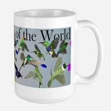 Hummingbirds of the World Mug