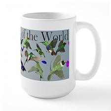 Hummingbirds of the World Mug