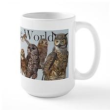 Owls of the World Mug
