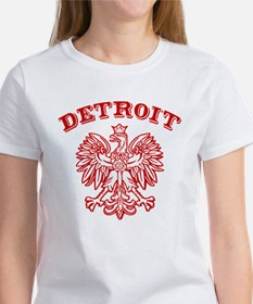 Detroit Polish Women's T-Shirt