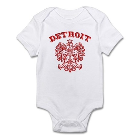 Detroit Polish Infant Bodysuit