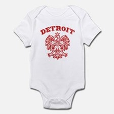 Detroit Polish Infant Bodysuit