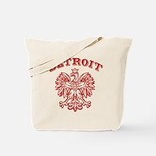 Detroit Polish Tote Bag