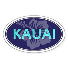 KAUAI, HAWAII - Decal