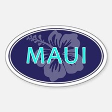 MAUI, HAWAII - Decal