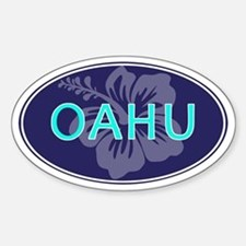 OAHU, HAWAII - Decal