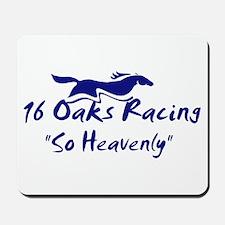16 Oaks Mousepad