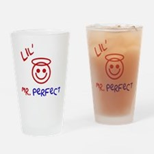 I'm Perfect Drinking Glass