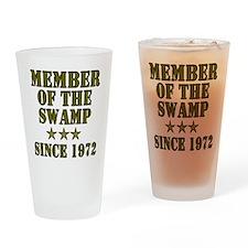 Swamp Member Drinking Glass