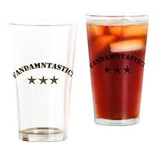 Fandamtastic Drinking Glass