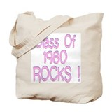 Class of 80 Canvas Totes