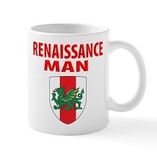 "Midrealm ""ren man"" checklist Mug"