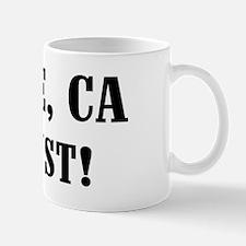 Irvine or Bust! Mug