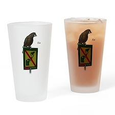 Kea (Parrot) Drinking Glass