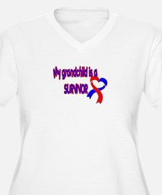 grandchild_CHD_Survivor T-Shirt