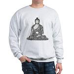 Meditating Buddha Sweatshirt