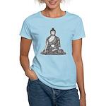 Meditating Buddha Women's Light T-Shirt