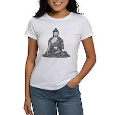 Meditating Buddha Tee