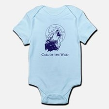 Call of the Wild Blue Infant Bodysuit