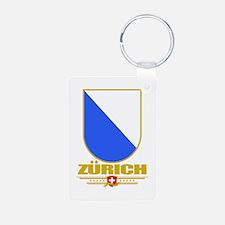 Zurich Keychains