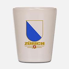 Zurich Shot Glass
