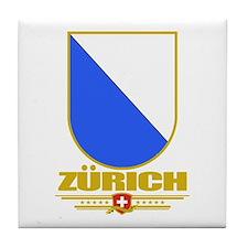 Zurich Tile Coaster