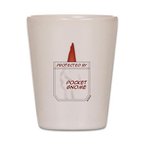 Pocket Gnome Shot Glass