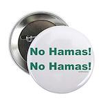 No Hamas! No Hamas! Button