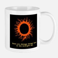 In the midnight sun Mug