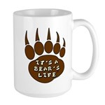 Bear Paw Large Mug