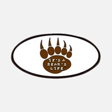 Bear Paw Patches