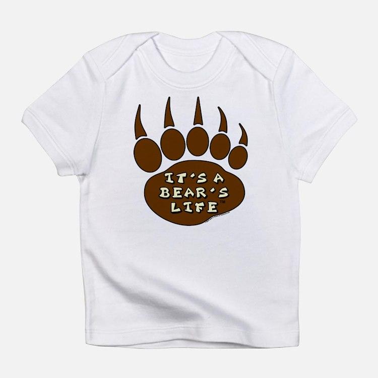 Bear Paw Infant T-Shirt