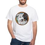 Skeeter's Tri White T-Shirt