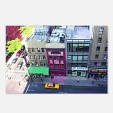 8th Avenue at Day Postcards (Package of 8)