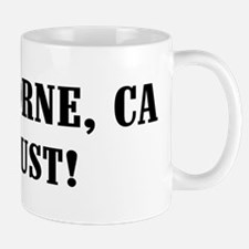 Hawthorne or Bust! Mug