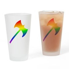 Labrys Drinking Glass