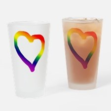 Heart Drinking Glass