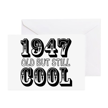 1947 Greeting Cards (Pk of 10)