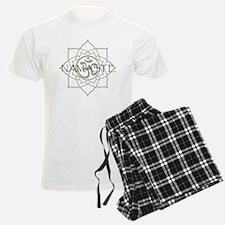 Namaste Om Pajamas