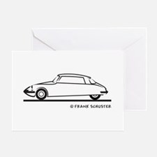 Citroën DS 21 Greeting Card