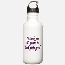 Funny Old age Water Bottle