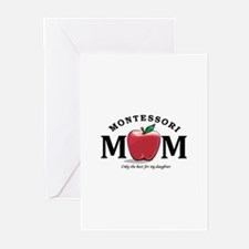 Montessori Mom-only the best Greeting Cards (Pk of