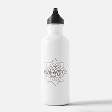Namaste Om Water Bottle